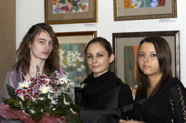 Галина Протчева. ЦДХ.2008г.